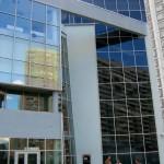 Офисное здание, Мичуринский проспект, фасадные материалы, стеклянный фасад