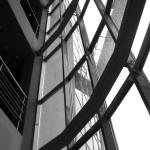 Офисное здание, Мичуринский проспект, остекление