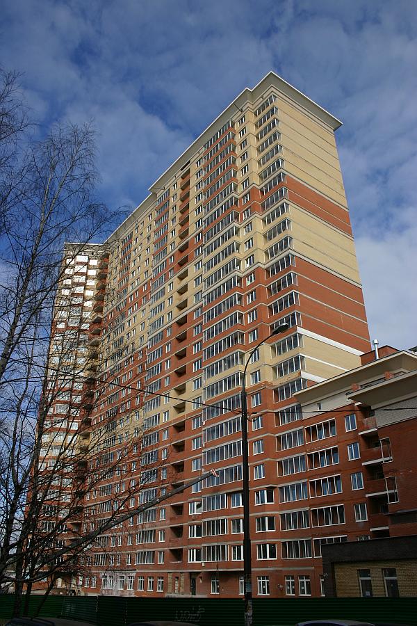 Жилой комплекс Единый Стандарт, Одинцово, Северная улица, общий вид