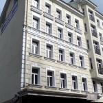 Жилой комплекс Печатников, Печатников переулок, фасад