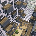 Гостиничный комплекс, улица Пришвина, концепция, дизайн-проект