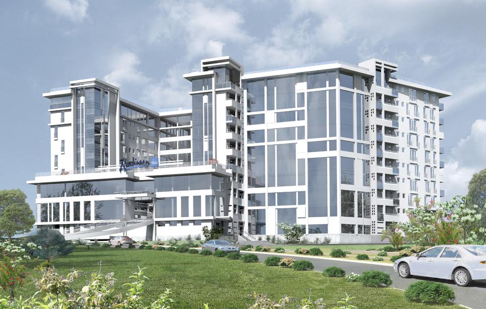 RADISSON HOTEL&SPA, Волоколамское шоссе, гостиничный комплекс, концепция, дизайн-проект