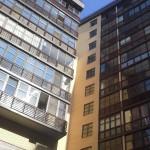 Жилой комплекс Золотое Руно, Руновский переулок, остекление