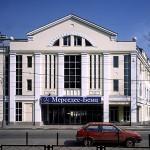 Административное здание, Таганка Атриум, Таганская 9, фасад