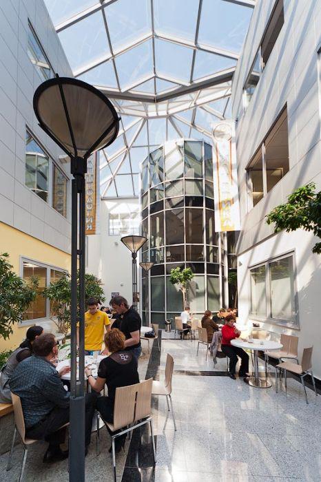 Административное здание, Таганка Атриум, Таганская 9, интерьер