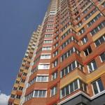 Сити 21 век, ЖК Альбатрос, улица Твардовского, общий вид здания