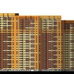 Сити 21 век, ЖК Альбатрос, улица Твардовского, эскизный проект