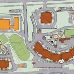 Сити 21 век, ЖК Альбатрос, улица Твардовского, генеральный план, благоустройство территории, проект