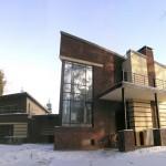 Коттедж, поселок Новорижский, проект частного дома