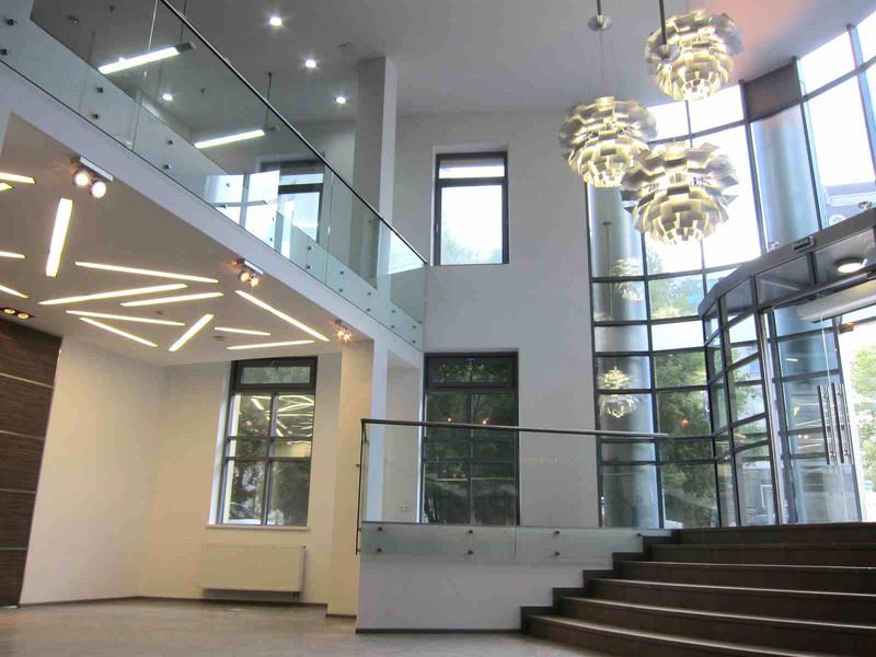 Бизнес-центр, Басманов, Доброслободская улица, внутренние помещения