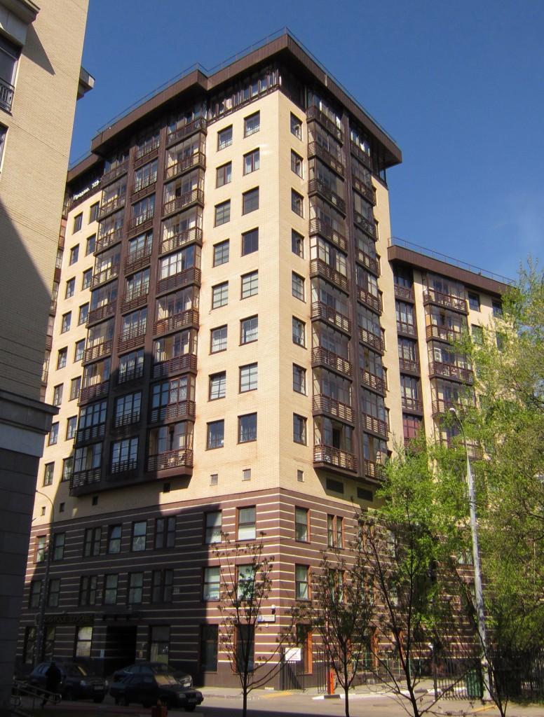 Residential complex «GOLDEN FLEECE»